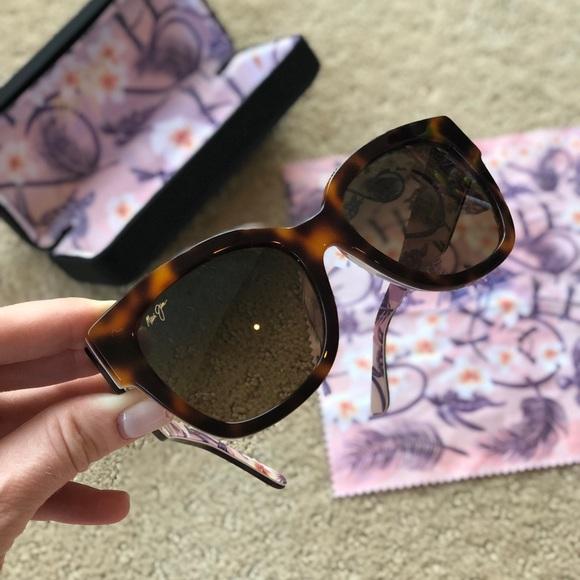 e2331e069a Maui Jim Accessories | Charlie Lyon Rhythm Fashion Sun Bnwb | Poshmark